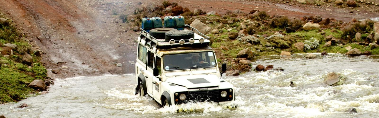 Photo of Adventure in Ethiopia